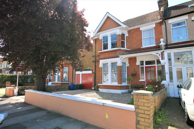 Thumbnail Semi-detached house for sale in Ashgrove Road, Ilford