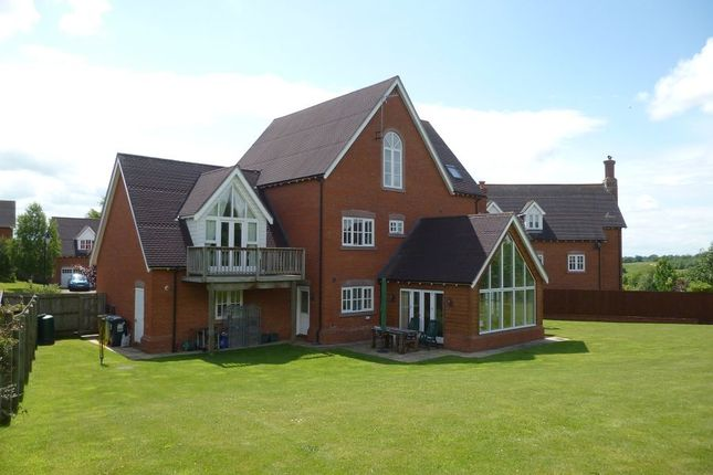 Thumbnail Detached house to rent in Sandford Crescent, Weston, Crewe, Cheshire