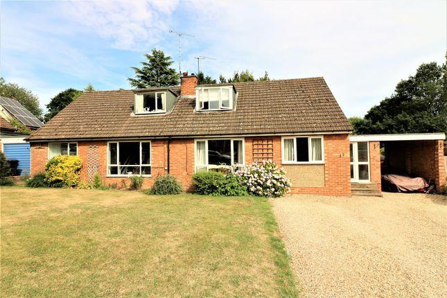 Thumbnail Semi-detached bungalow for sale in Hillside Way, Welwyn