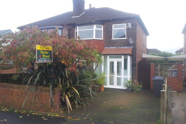 Thumbnail Semi-detached house for sale in Knott Lane, Hyde