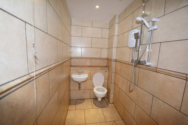 Downstairs Shower Room  (Main)