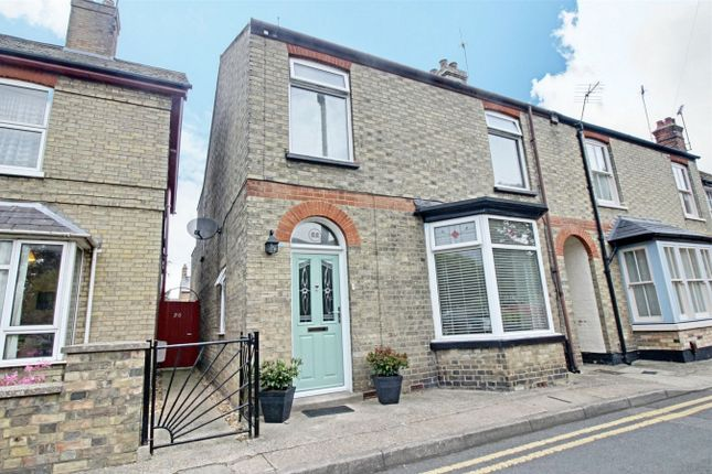 Thumbnail Semi-detached house for sale in Temple Close, Huntingdon