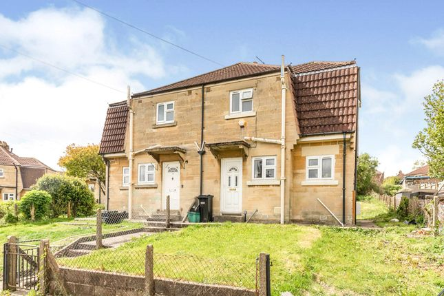 Thumbnail Semi-detached house for sale in East Close, Bath