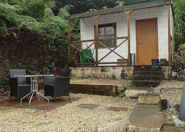 Garden of 1 Mitchell Terrace, Newton Stewart DG8