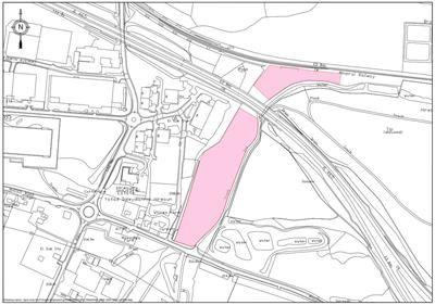 Thumbnail Light industrial to let in Land At Rhigos Road, Hirwaun, Aberdare