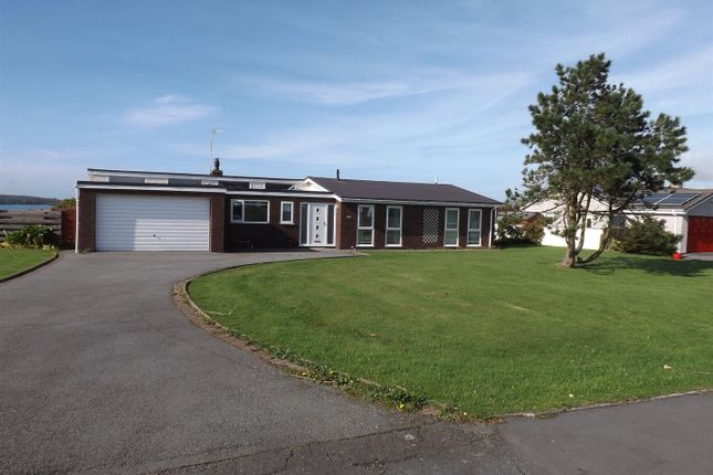 Thumbnail Detached bungalow to rent in Penrodyn, Valley, Holyhead