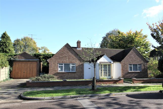 Thumbnail Detached bungalow for sale in Conway Gardens, Enfield