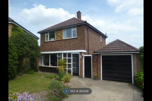 Thumbnail Detached house to rent in Sandover Close, Hitchin