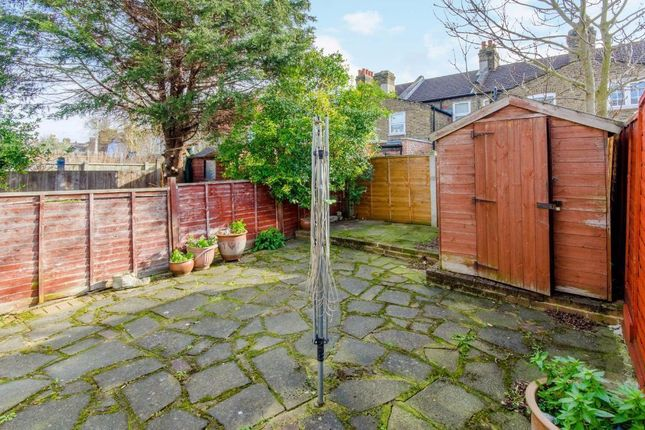 Thumbnail Terraced house to rent in Glasgow Road, London