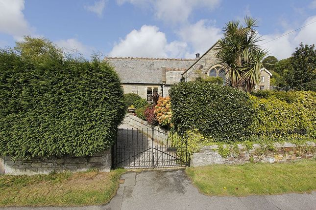 Thumbnail Detached house for sale in Restormel Road, Lostwithiel, Cornwall