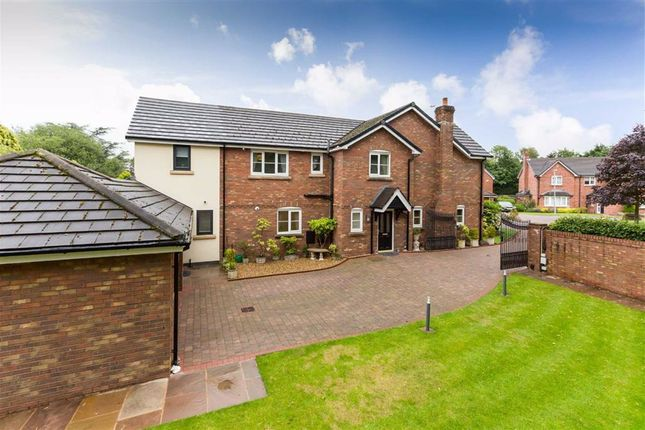 Thumbnail Detached house for sale in St. Johns Court, Broughton, Preston