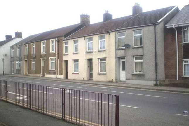 Thumbnail Flat to rent in Ground Floor Flat, Ton Y Felin Road, Caerphilly