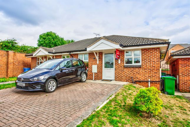 Thumbnail Semi-detached bungalow to rent in Kitchener Drive, Mansfield