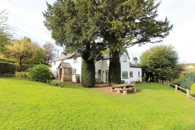 Thumbnail Detached house for sale in Kingcoed, Usk