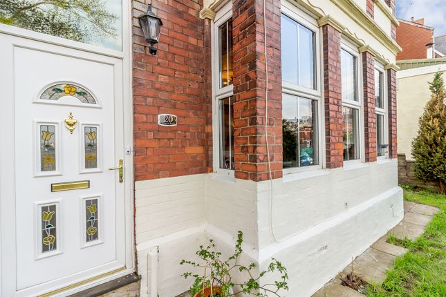 Thumbnail End terrace house for sale in Romilly Road, Barry
