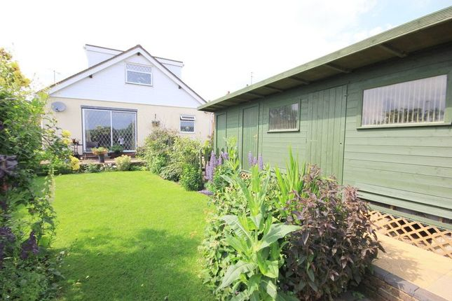 Thumbnail Detached bungalow for sale in Longton Hall Road, Longton, Stoke-On-Trent