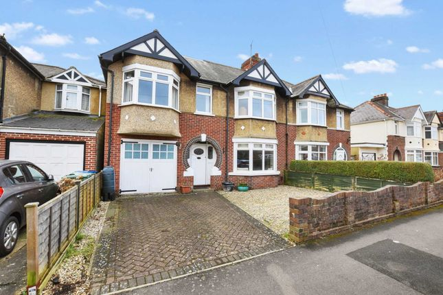 Thumbnail Semi-detached house to rent in Westbury Crescent, Oxford