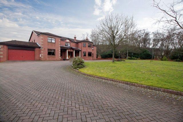 Thumbnail Property for sale in Glen Road, Torwood, Falkirk