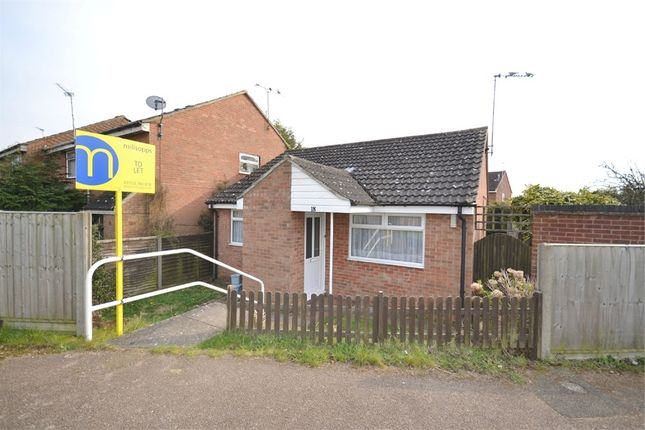Thumbnail Detached bungalow to rent in Corbyn Shaw Road, King's Lynn