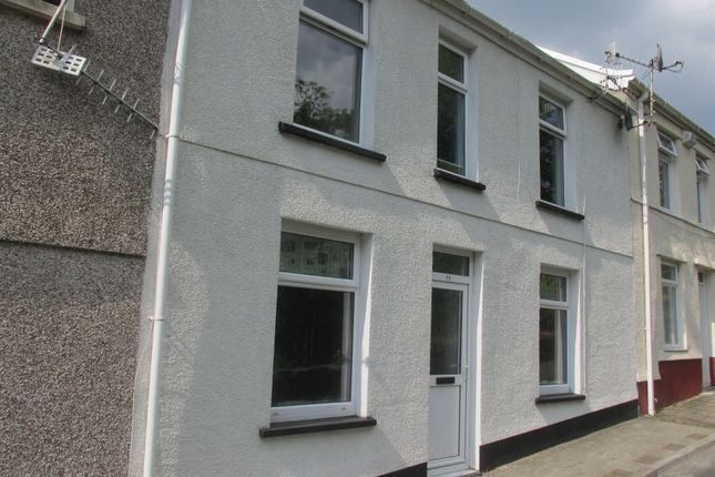 Thumbnail Terraced house for sale in Abermorlais Terrace, Merthyr Tydfil