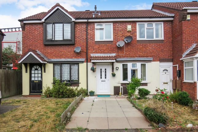 Thumbnail Terraced house for sale in Britannia Road, Walsall