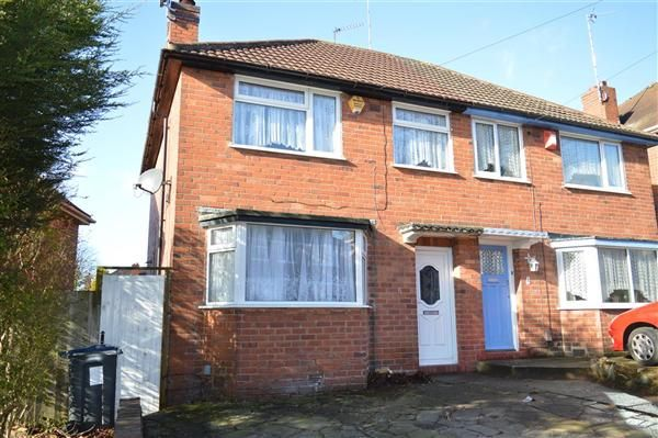 Thumbnail Semi-detached house for sale in Scarsdale Road, Beeches Estate Great Barr, Great Barr, Birmingham