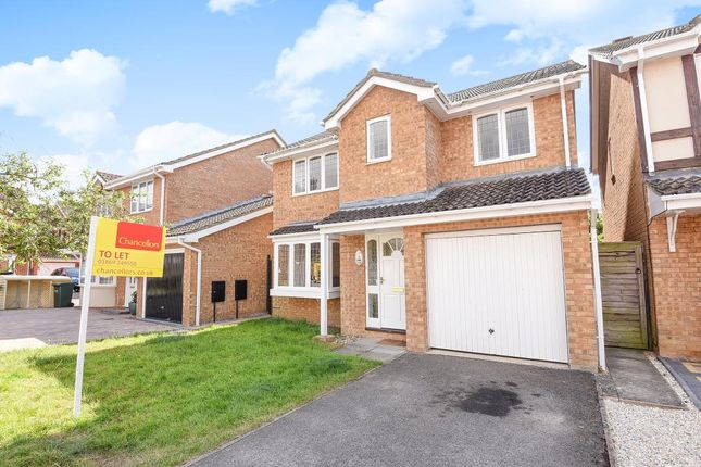 Thumbnail Detached house to rent in Langford Village, Bicester