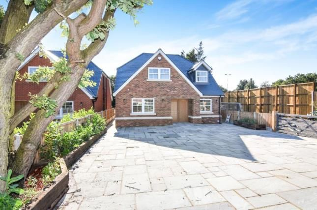Thumbnail Detached house for sale in West Horndon, Brentwood, Essex