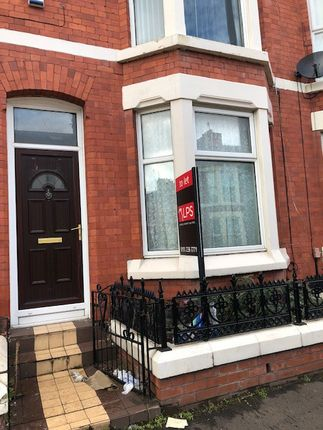 Thumbnail Terraced house to rent in Leopold Road, Liverpool, Merseyside L78Ss