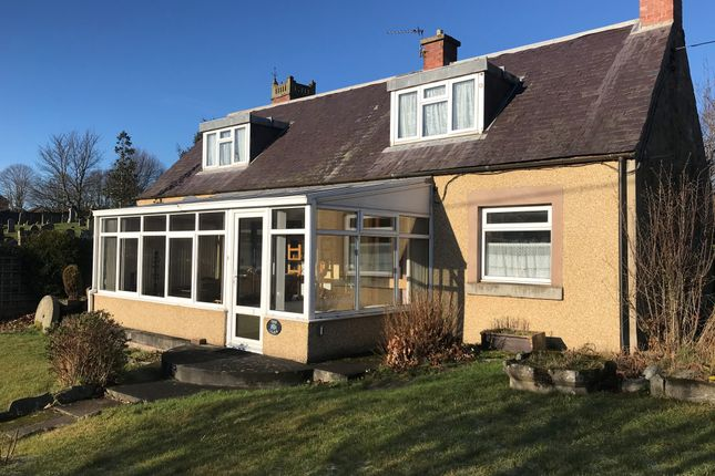 Thumbnail Detached house for sale in East End, Earlston