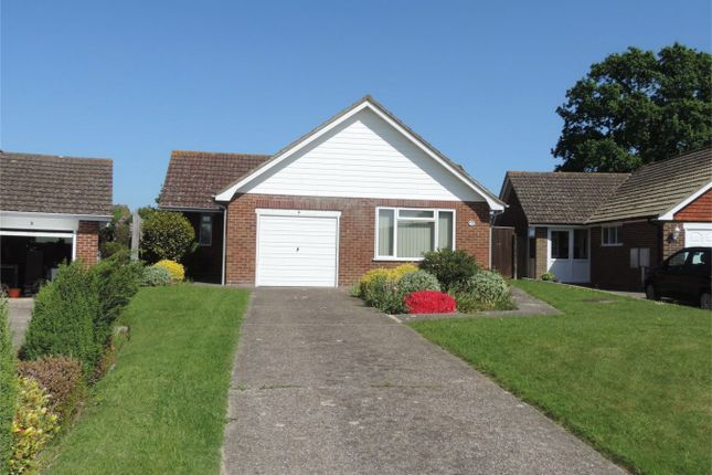 Thumbnail Detached bungalow for sale in Concorde Close, Bexhill On Sea, East Sussex