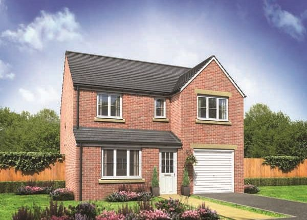 "Thumbnail Detached house for sale in ""The Longthorpe"" at Herriot Way, Wakefield"