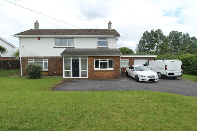 Thumbnail Detached house for sale in Hendre Road, Tycroes, Ammanford