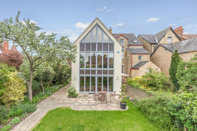 Thumbnail Detached house to rent in Beechcroft Road, Summertown, North Oxford