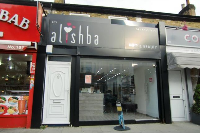 Thumbnail Retail premises for sale in Askew Road, London
