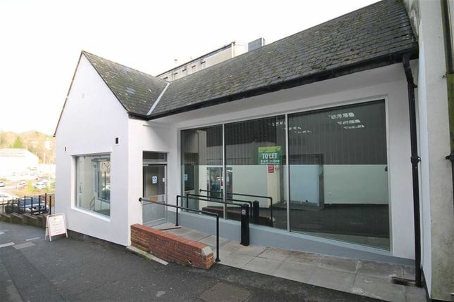 Thumbnail Office to let in The Annexe, 25, Fore Street, Bodmin