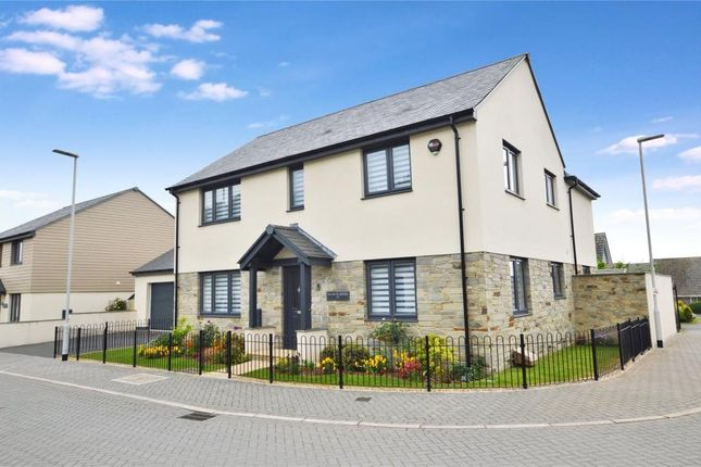 Thumbnail Detached house for sale in Lord Morley Way, Plymouth