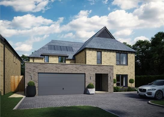 Thumbnail Detached house for sale in Arnolds Way, Oxford, Oxfordshire