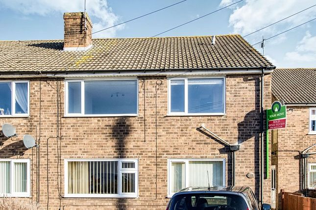 Thumbnail Flat to rent in Woodfield Avenue, Lincoln