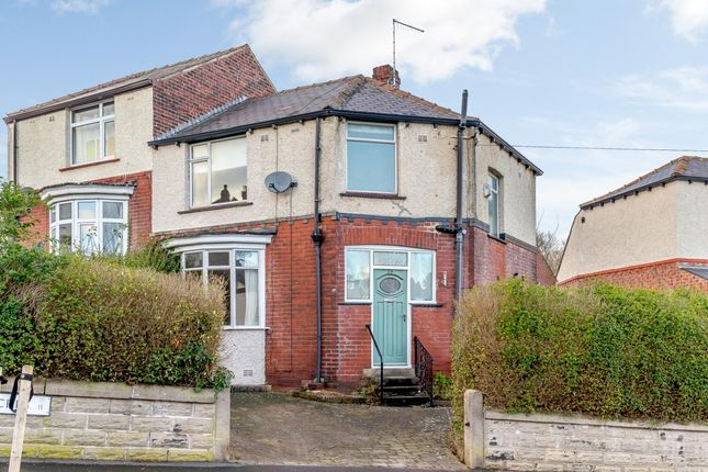 Thumbnail Semi-detached house for sale in Bingham Park Crescent, Sheffield, South Yorkshire
