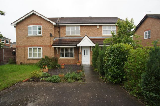 Thumbnail Property to rent in Roseheath Close, Sunnyhill, Derby