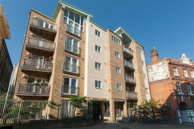 Thumbnail 2 bed flat to rent in Rendezvous Street, Folkestone