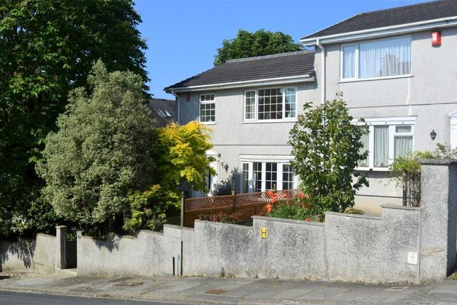 Thumbnail Semi-detached house for sale in Gleneagle Road, Plymouth, Devon