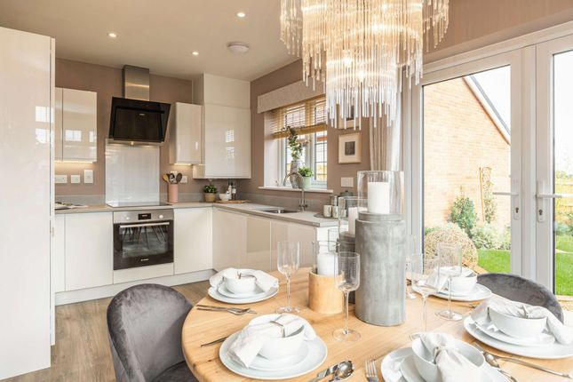 "Thumbnail Detached house for sale in ""Detached, Semi Detached House"" at North End Road, Yatton, Bristol"