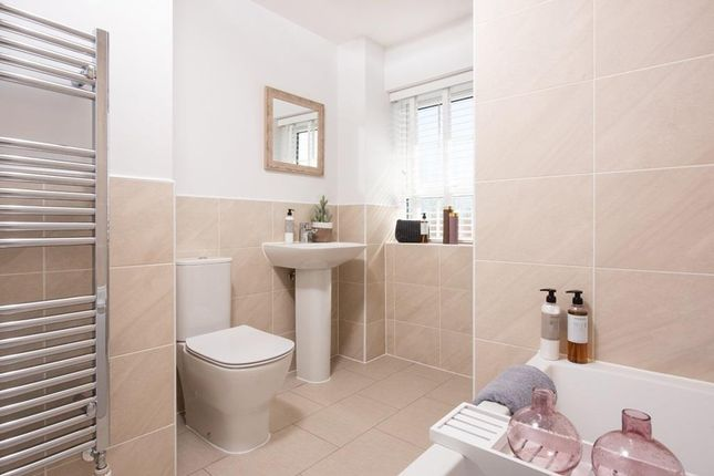 "Bathroom of ""Holden"" at Alton Way, Littleover, Derby DE23"