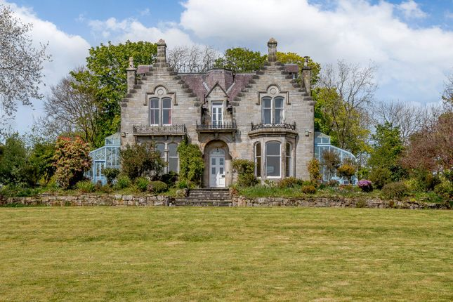 Thumbnail Detached house for sale in Craigluscar Road, Dunfermline, Fife
