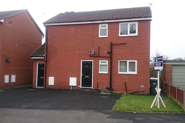 Thumbnail Flat to rent in Rookery Drive, Penwortham, Preston