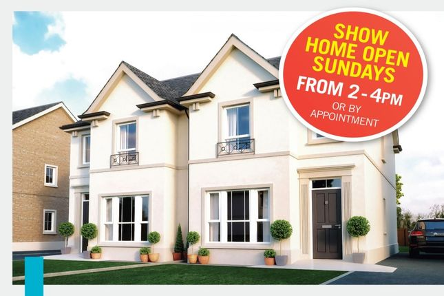 Thumbnail Semi-detached house for sale in Hadlow Park, High Bangor Road, Donaghadee