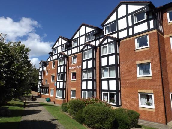 Thumbnail Flat for sale in Rhoslan Park, 76 Conway Road, Colwyn Bay, Conwy