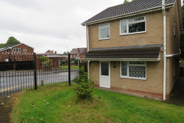 Thumbnail Flat for sale in New Heath Close, Wednesfield, Wolverhampton